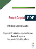 Redes de Computadores e Aplicacoes - UFRJ