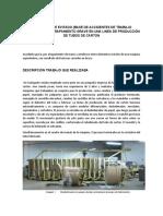 ACCIDENTE DE TRABAJO Cuestionario (1)