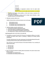 Audit Theory - CA General Review COPY