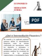 DERECHO ECONOMICO - LA INTERMEDIACION FINANCIERA