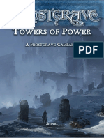Frostgrave Campaign - Towers of Power (Draft 1.04)