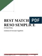 Best Match eBook