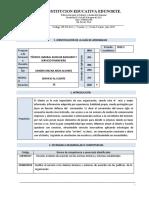 Guía de Aprendizaje Servicio al Cliente Auxiliar Bancario