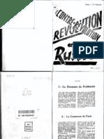 OCR - Révolution et contre-révolution en Russie (1946)