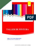 Manual de Trabajo Pintura - Sesión 1