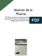 meditacindelamuerte-120626114900-phpapp02
