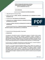 5. GUIA DE APRENDIZAJE -Procesar GD1