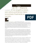 hipoxia covid19
