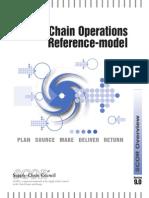 Supply Chain Operation (SCOR-9)