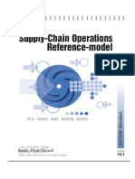 Supply Chain Operation (SCOR-8)