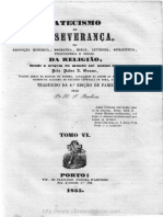 Catecismo de Perseveranca - Tomo 06