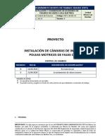 PETS 11 - INSTALACIÓN Y CONEXIONADO DE ACCESORIOS DE TABLEROS DE CAMPO A SALA ELÉCTRICA
