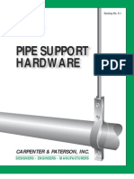 Carpenter & Patterson Pipe Hangers