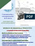 Extranjerización de la tierra en Uruguay