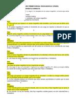 Solucionario Primer Parcial FIS200