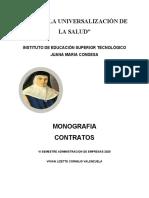 MONOGRAFIA DE LA CONTRALORIA GENERAL