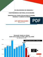 Laminas Corregidas Ley Anti Bloqueo