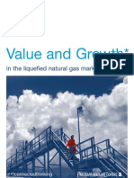 E&Y - LNG. Value and growth in the liquefied natural gas market
