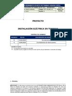 PETS 09 - INSTALACIÓN DE TUBERÍA DE PVC DE 1'' (ENTERRADA)
