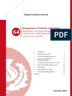 Management of Patients with Stroke