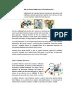 IMPORTANCIA DE LA AUDITORIA DE ESTADOS FINANCIEROS EN LA ACTIVIDAD DEL CONTADOR PÚBLICO