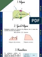 Aula 05 - 8º Ano - U5 Polígonos I - Slides