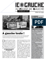 Marne à Gauche Lagny n°1 - fevrier 2011