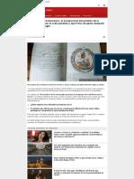Manuscrito de Sahuaraura, el excepcional documento de la nobleza inca - BBC News Mundo