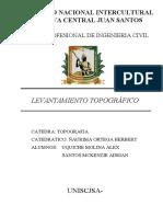 Levantamiento Topografico.,.