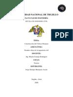 Huaripata Ascate Jorge Enrique - Coliseo Romano