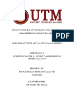QUALITY ASSESSMENT OF GEOSPATIAL DATA.docx