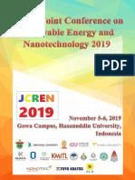 Final_JCREN 2019  Program Book