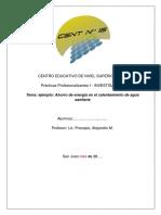 Ejemplo y Estructura de Investigación