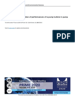 Research and Optimization of Performances of a Pump Turbine in Pump Mode.pdf