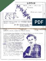 Magirama by Conde Ramsés n. 6,7,8 e 9 (1967)