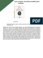 Wilhelm Reich. Il dramma e il genio. Una lettura analitica post-reichiana.pdf