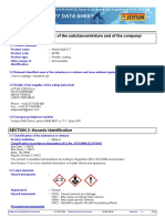 MSDS G Style E T