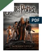 James Potter y la maldicion del guardian