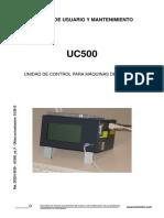 UM3_CONTROL_UNIT (UC500)_ES.pdf