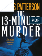 015. The 13-Minute Murder by James Patterson