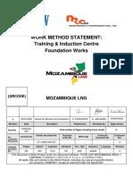 MZ-000-CCX-HS-Work Method Statement - Foundation Works Rev A.pdf