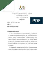 RELATORIA DE MEDICION PSICOMETRICA - CALEB