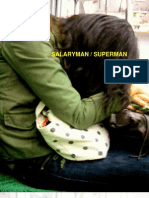 Salaryman / Superman By LG Williams / The Estate Of LG Williams At Tana Gallery Bookstore