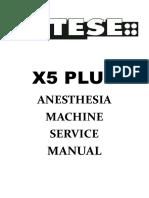 masina anestezie_service manual