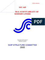 Structural Survivability of Modern Liners