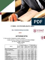 Actividad-Economía Bancaria SEMANA 2