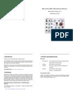 WALDORF NW1 Manual