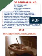 Patologias Tratadas Con Auriculoterapia