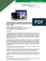 Evaluación de la presencia de Staphylococcus aureus en quesos frescos artesanales en tres distritos de Lima-Peru - Rev Salud Pub Nutr