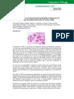 Baciloscopia en sintomáticos respiratorios en un Centro Materno Infantil en Lima, Perú - Rev Salud Pub Nutr